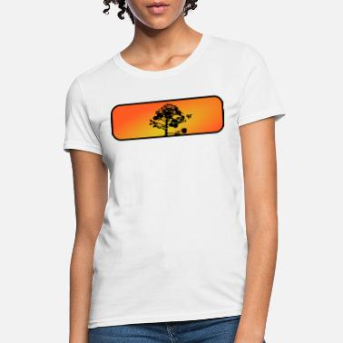 Nectar Bee collecting nectar - Women's T-Shirt