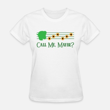 Carly Rae Jepsen Saria Call Me Maybe? - Women's T-Shirt
