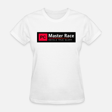 Pc Gaming Master Race PC Master Race - Women's T-Shirt