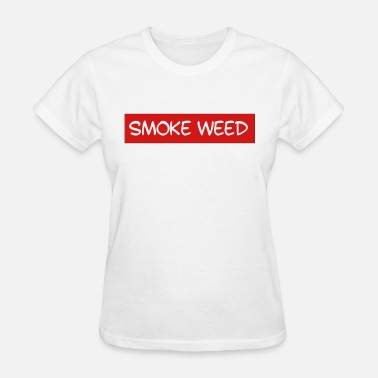 Smoke Weed Tuxedo Smoke Weed - Women's T-Shirt