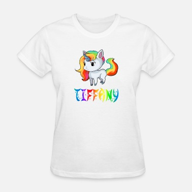 Tiffany Tiffany Unicorn - Women's T-Shirt