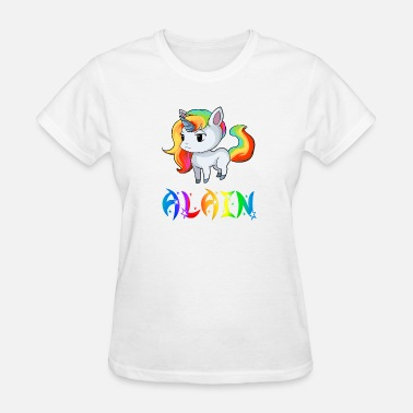 Alain Alain Unicorn - Women's T-Shirt