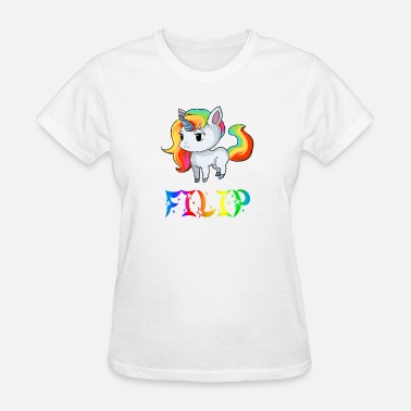 Filippa Filip Unicorn - Women's T-Shirt