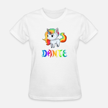 Dante Dante Unicorn - Women's T-Shirt