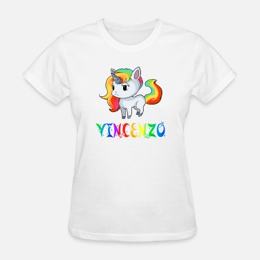 Vincenzo Vincenzo Unicorn - Women's T-Shirt