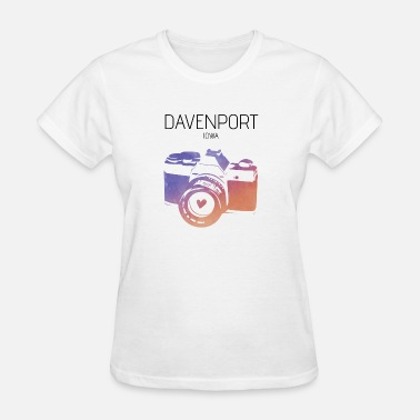 Davenport Camera Davenport - Women's T-Shirt
