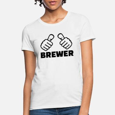 eaa1b0817 Shop Brewer T-Shirts online | Spreadshirt