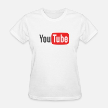 Youtube Logo The Youtube Merch - Women's T-Shirt