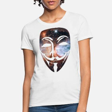 Protest Cosmic Mask - Women's T-Shirt