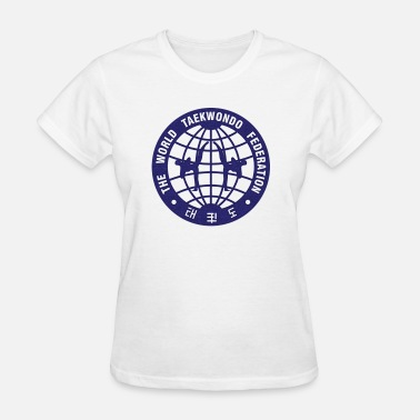 Federation the world taekwondo federation - Women's T-Shirt