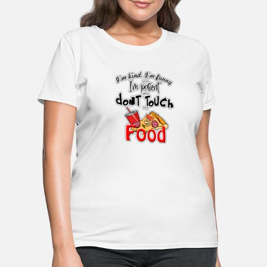 7b1466e1ce Food Funny quotes sayings Pizza Women's T-Shirt | Spreadshirt