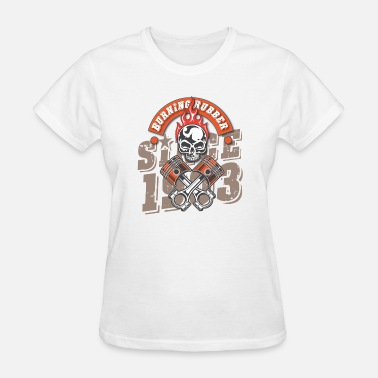 1903 Burning Rubber Since 1903 - Women's T-Shirt