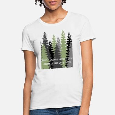 Happy Little Trees T-Shirts & Gifts Bob Style - Women's T-Shirt