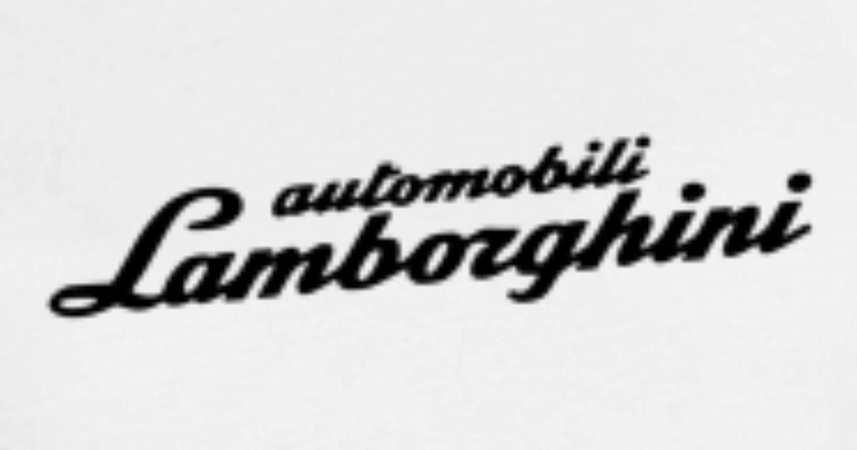 Brand New Lamborghini Logo Badge Emblem Spyder Hur Women S T Shirt