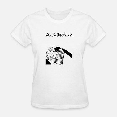 Architecture Wife Architects - Women's T-Shirt