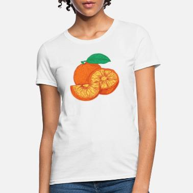 Orange Orange life - Women's T-Shirt