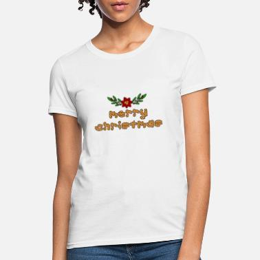 Mulled Wine Merry Christmas - Women's T-Shirt