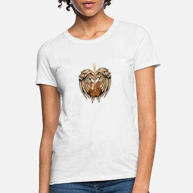 Angel's Wings Angel's Music - Women's T-Shirt
