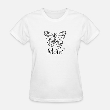 Moths moth - Women's T-Shirt