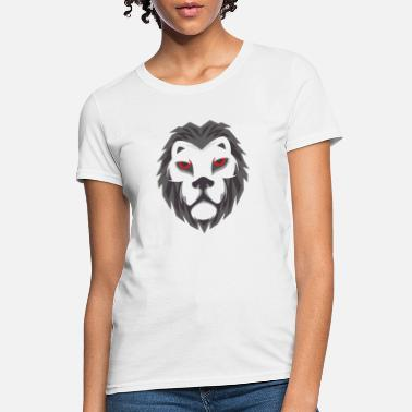 Lion Face - Women's T-Shirt