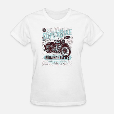 Super Bike Super Bike - Women's T-Shirt