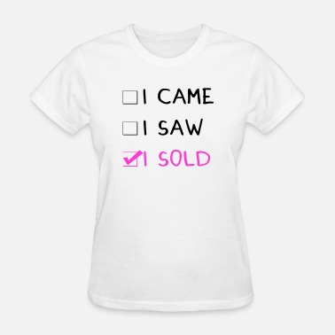 Came On i came - Women's T-Shirt