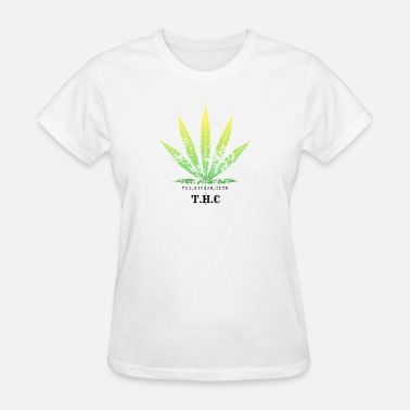 Cannibus THE.HIGHER.CLUB2 - Women's T-Shirt