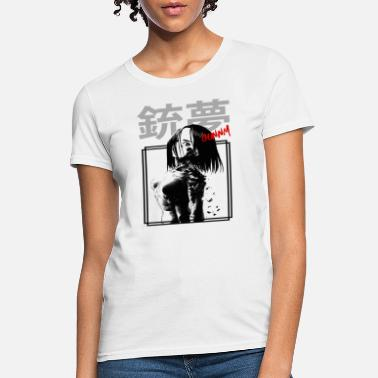 Battle Battle Angel - Women's T-Shirt