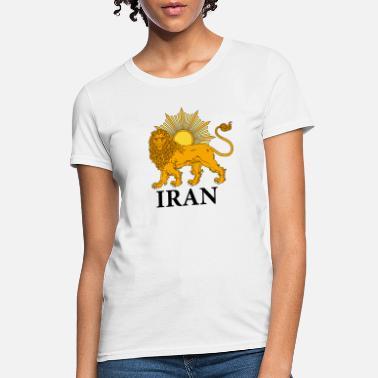 Iran Real IRAN - Women's T-Shirt