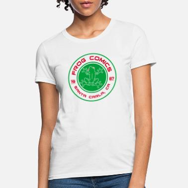 To And Fro Fro Comics - Women's T-Shirt
