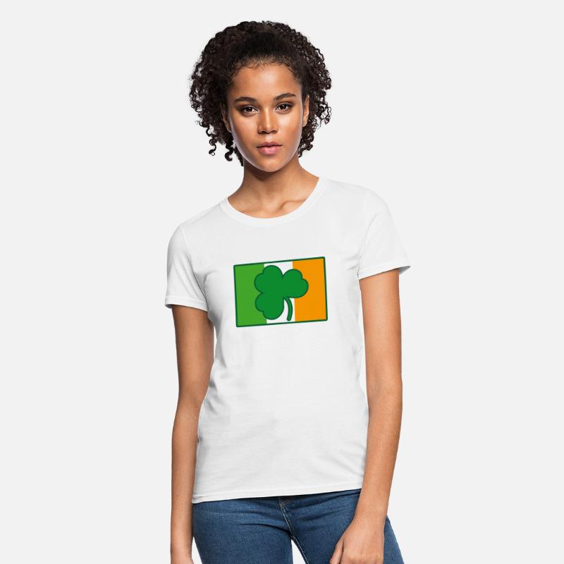 Irish Beer T-Shirts - Irish - Women's T-Shirt white