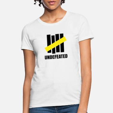 Undefeated Undefeated - Women's T-Shirt