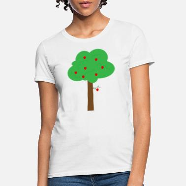 Apple Tree apple tree - Women's T-Shirt