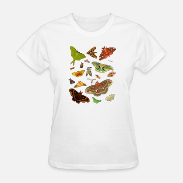 Moths Moths - Women's T-Shirt
