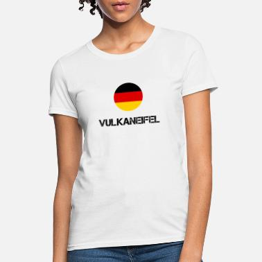 German Vulkaneifel in Germany! - Women's T-Shirt