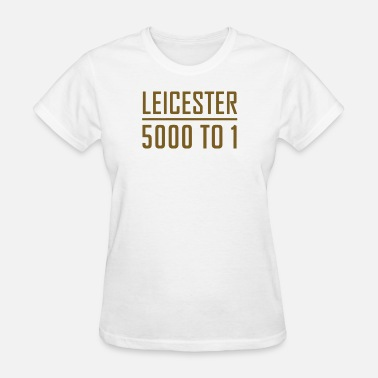 Leicester Leicester Odds - Women's T-Shirt