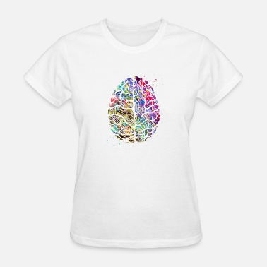 Circuit Circuit Brain - Women's T-Shirt
