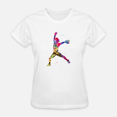 Pitcher Baseball Softball Pitcher - Women's T-Shirt