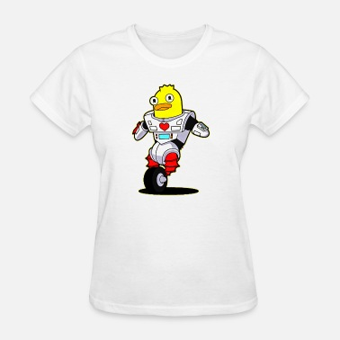 Ducky Ducky - Women's T-Shirt