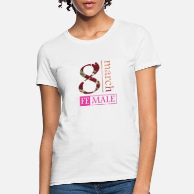 international day for women - Women's T-Shirt