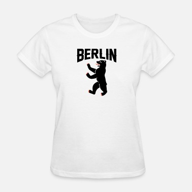 Berlin Bear Berlin Berliner Capital Germany Berliner Bear - Women's T-Shirt