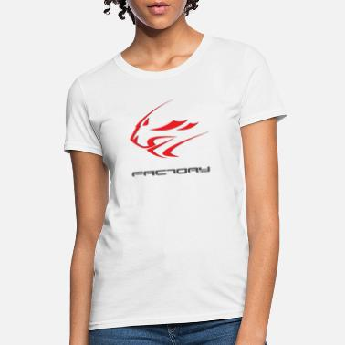 Aprilia Factory Motorcycle Custom Print Motorcycle - Women's T-Shirt