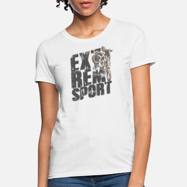 Extreme Sport Sports motocross extreme sport - Women's T-Shirt