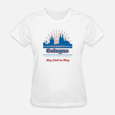 Cologne Cathedral Cologne - Women's T-Shirt