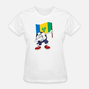 Saint Vincent And The Grenadines Saint Vincent and the Grenadines - Women's T-Shirt