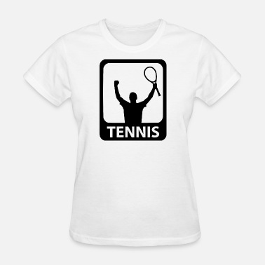 Tennis Match tennis match - Women's T-Shirt