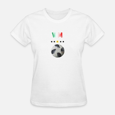Italy Football Football Italy 2018 - Women's T-Shirt