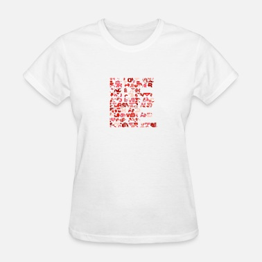 Forever Love You ILL LOVE YOU FOREVER - Women's T-Shirt