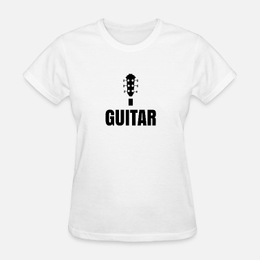 Guitar Clothes GUITAR - Women's T-Shirt