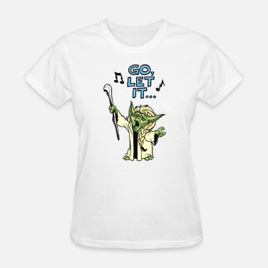 Icey Icey Yodal - Women's T-Shirt